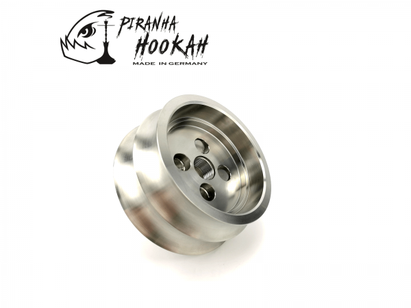 Piranha Hookah Denture Base 3